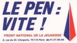 Le Pen vite pour Dieudo