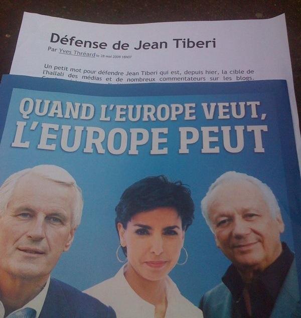 Barnier Dati Tibéri Thréard